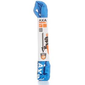 Axa Rigid Code Cykellås 120cm blå